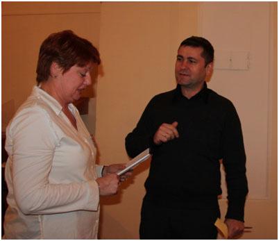 Участники тренинга 21.11.12. Ролевая игра «Дайте прямой совет пациенту».